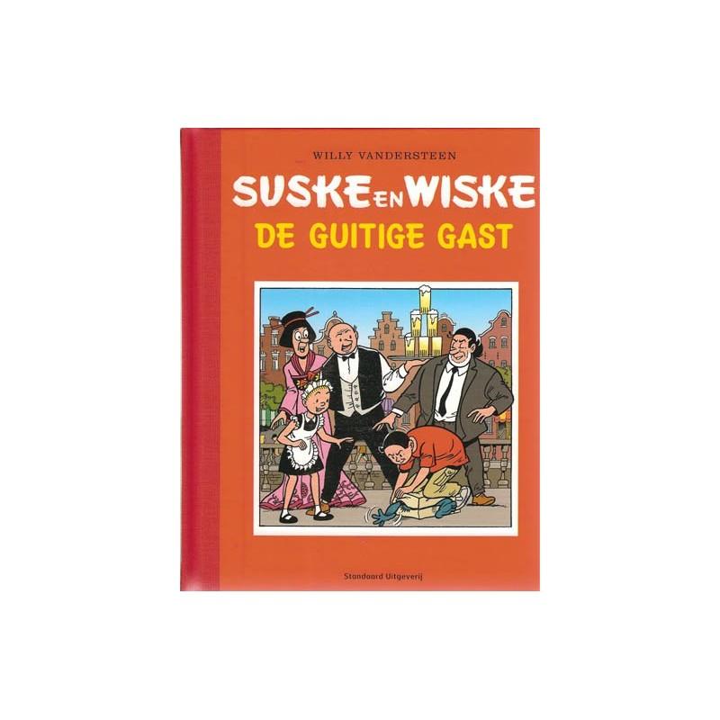 Suske & Wiske Luxe HC Guitige Gast 1e druk 2004