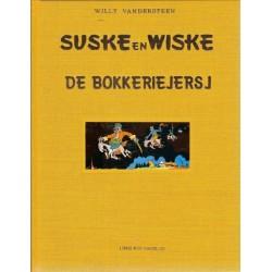 Suske & Wiske Luxe HC De Bokkeriejersj Limburgs 1e druk 1997