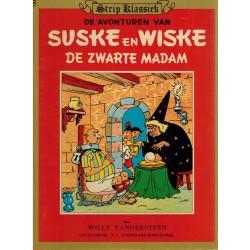Strip Klassiek 08 Suske & Wiske De zwarte madam 1e druk 1982
