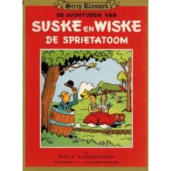 Strip Klassiek 04 Suske & Wiske De sprietatoom 1e druk 1981