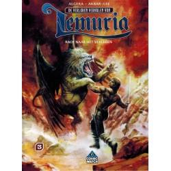 Lemuria, De verloren verhalen van HC 03 Race naar het verleden