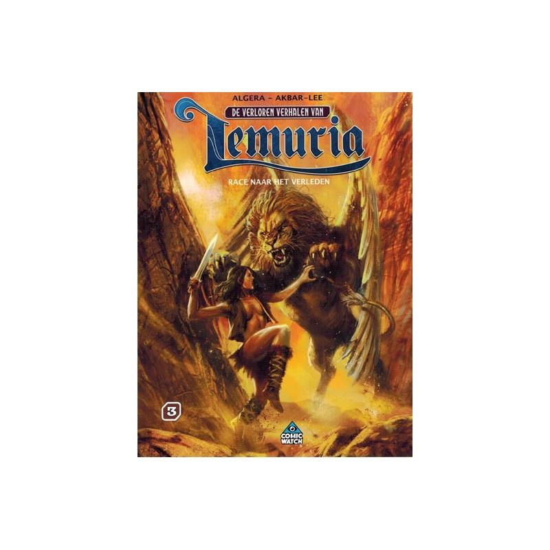 Lemuria, De verloren verhalen van 03 Race naar het verleden