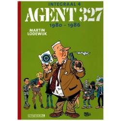 Agent 327  integraal HC 04 1980-1986