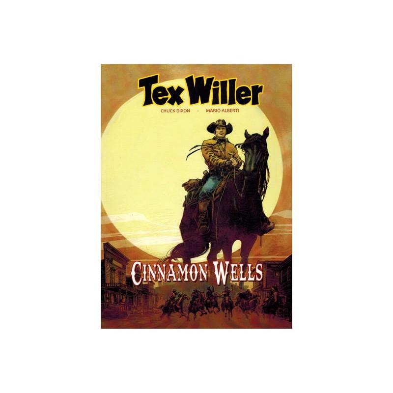 Tex Willer  07 Cinnamon Wells