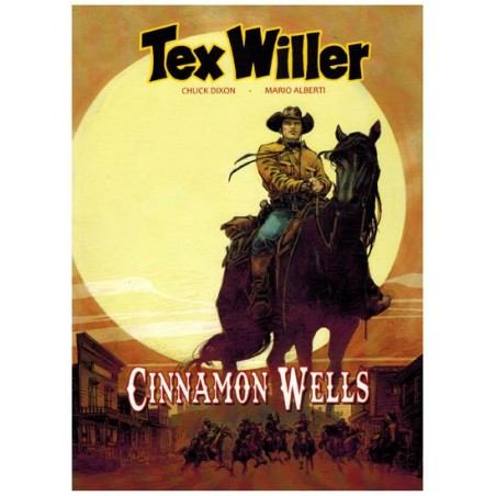 Tex Willer  07 Cinnamon Wells