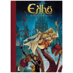 Ekho de spiegelwereld HC 08 De sirene van Manhattan