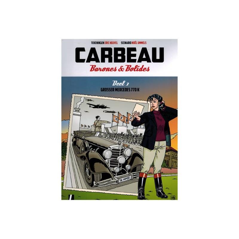 Carbeau Barones & bolides 03 Grosser Mercedes 770 K