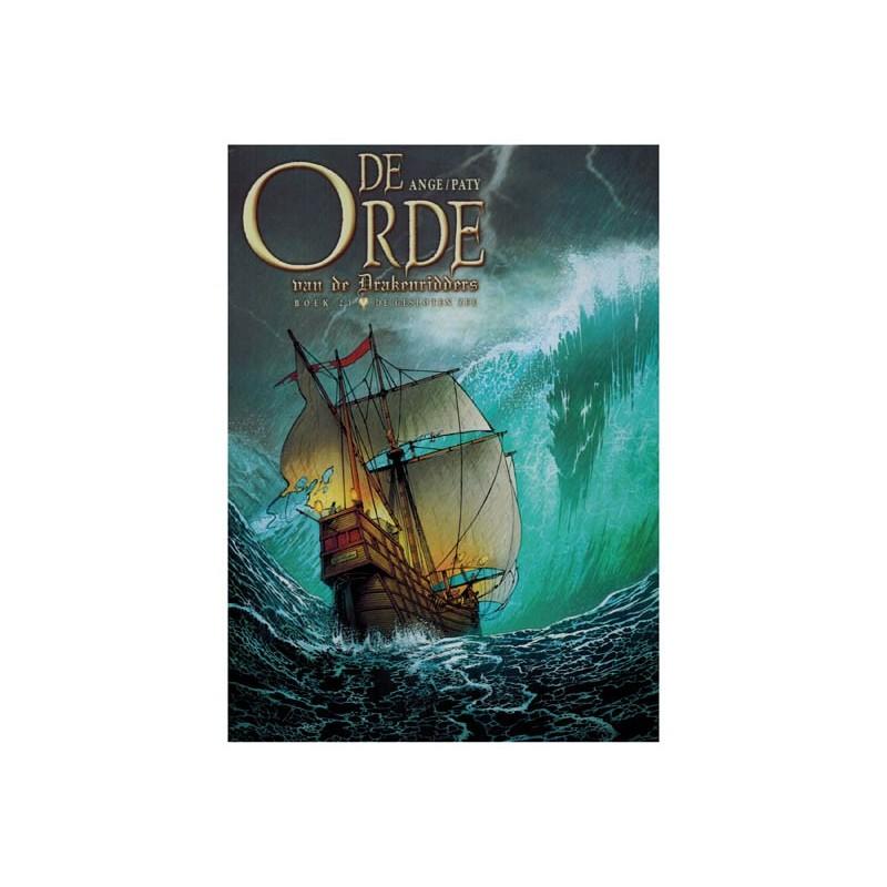 Orde van de drakenridders  23 HC De gesloten zee