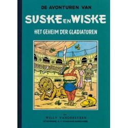 Suske & Wiske blauwe reeks 05 HC Het geheim der gladiatoren 1e druk 1984