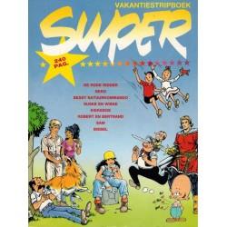 Suske & Wiske reclamealbum Super vakantiestripboek 1e druk 1991