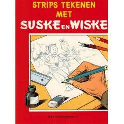Suske & Wiske reclamealbum Strips tekenen met Suske en Wiske 1e druk 1991
