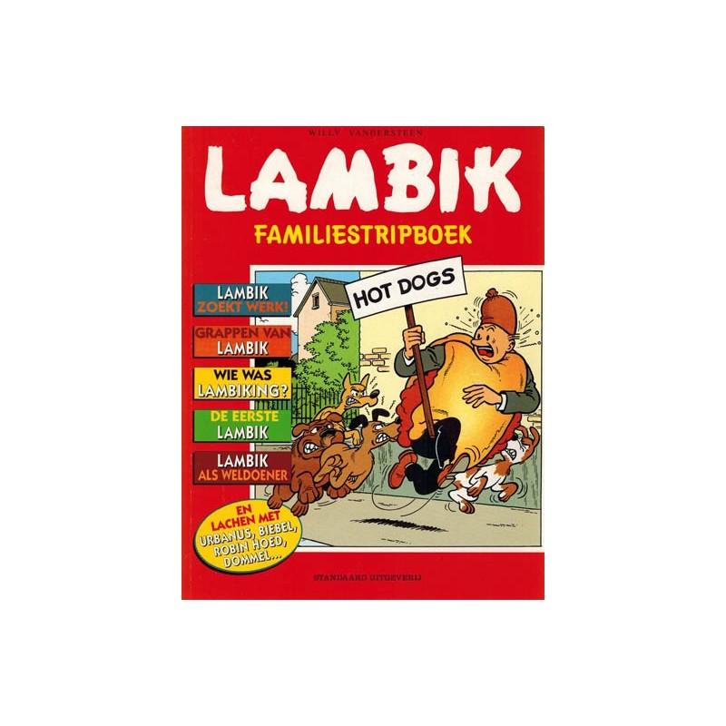 Suske & Wiske reclamealbum Lambik Familiestripboek 1997