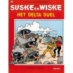 Suske & Wiske reclamealbum Delta duel 197 1e druk 1995 (Henkel)