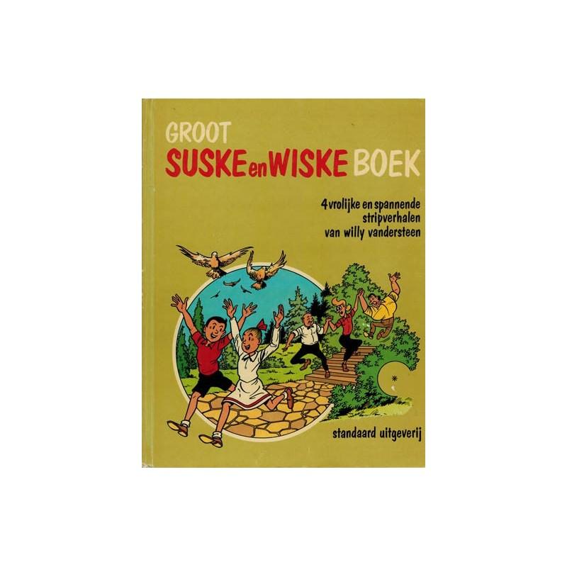 Suske & Wiske reclamealbum Groot Suske en Wiske boek HC 1e druk 1972