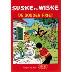 Suske & Wiske reclamealbum Gouden friet 1e druk 1990 (Ozo)