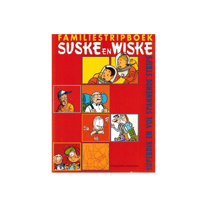Suske & Wiske reclamealbum Familiestripboek Tex & Terry 1e druk 2001