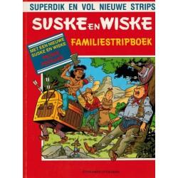 Suske & Wiske reclamealbum Familiestripboek Pezige Pekaah 1e druk 1992