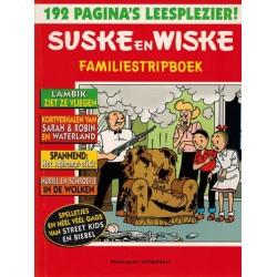 Suske & Wiske reclamealbum Familiestripboek Lambik-files 1e druk 2000