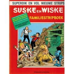 Suske & Wiske reclamealbum Familiestripboek Galapagos Gassen 1e druk 1993