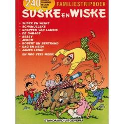 Suske & Wiske reclamealbum Familiestripboek 1989 Bosspel