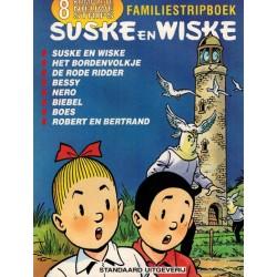 Suske & Wiske reclamealbum Familiestripboek 1988