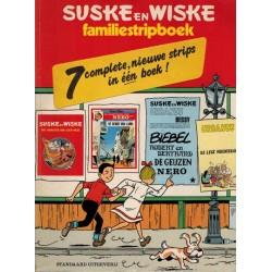 Suske & Wiske reclamealbum Familiestripboek 1987 Het monster van Loch Ness