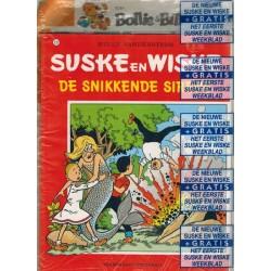 Suske & Wiske reclamealbum Snikkende sirene met Suske & Wiske Weekblad 1 1993