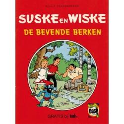 Suske & Wiske reclamealbum Bevende berken herdruk (Dash 3)