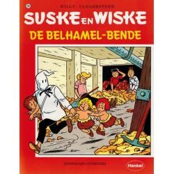 Suske & Wiske reclamealbum Belhamel-bende 189 1e druk 1995 (Henkel)