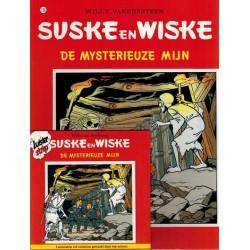 Suske & Wiske reclamealbum luisterstrip 226 De mysterieuze mijn met CD