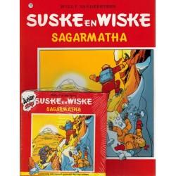 Suske & Wiske reclamealbum luisterstrip 220 Sagarmatha met CD