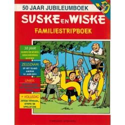 Suske & Wiske reclamealbum Familiestripboek 50 jaar jubileumboek 1e druk 1995