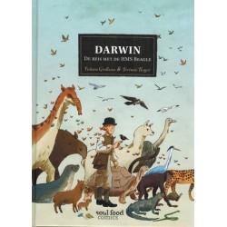 Darwin HC De reis met de HMS Beagle