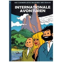 Baard en Kale  integraal HC 07 Internationale avonturen