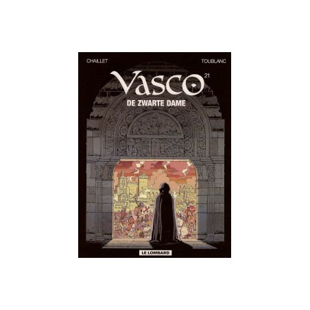 Vasco 21<br>De zwarte dame