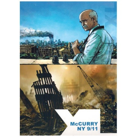McCurry NY 9/11 HC (Arboris XL 3)