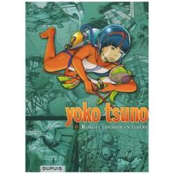 Yoko Tsuno   integraal 06 HC Robots van hier en elders
