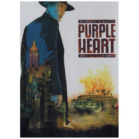Purple heart HC 01 De redder