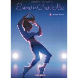 Emma en Charlotte 04 Wat het hart wil