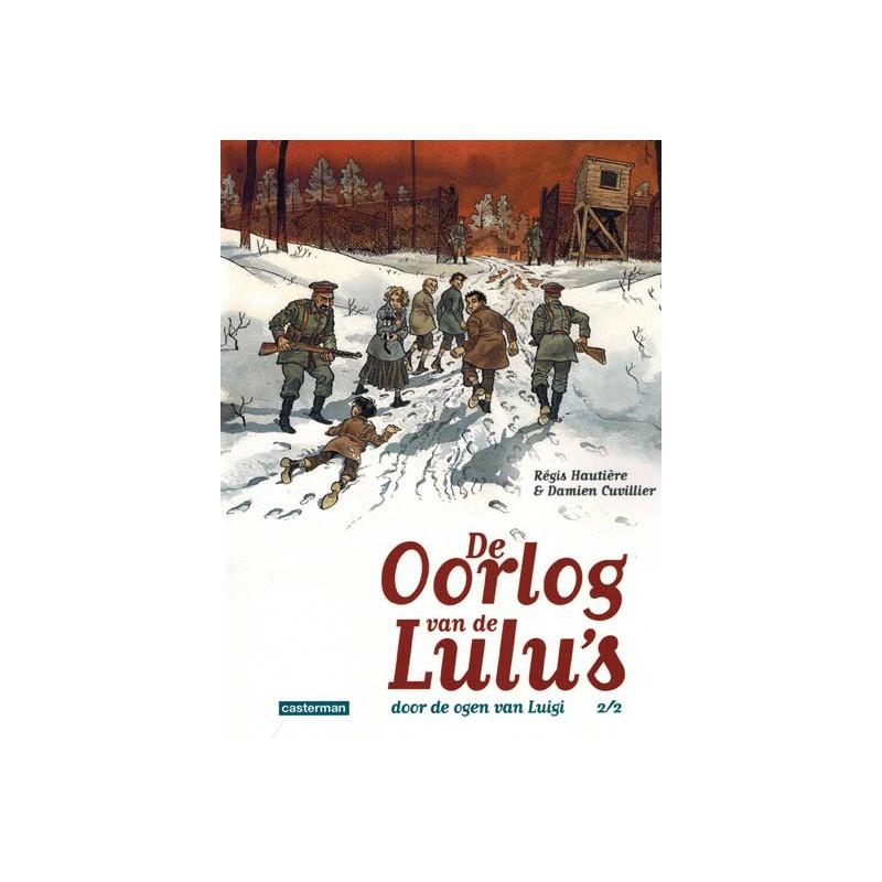 Oorlog van de Lulu's 07 Door de ogen van Luigi 1 deel 2