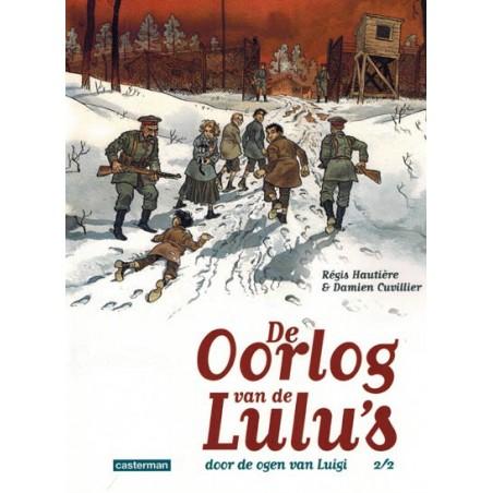 Oorlog van de Lulu's Door de ogen van Luigi deel 2