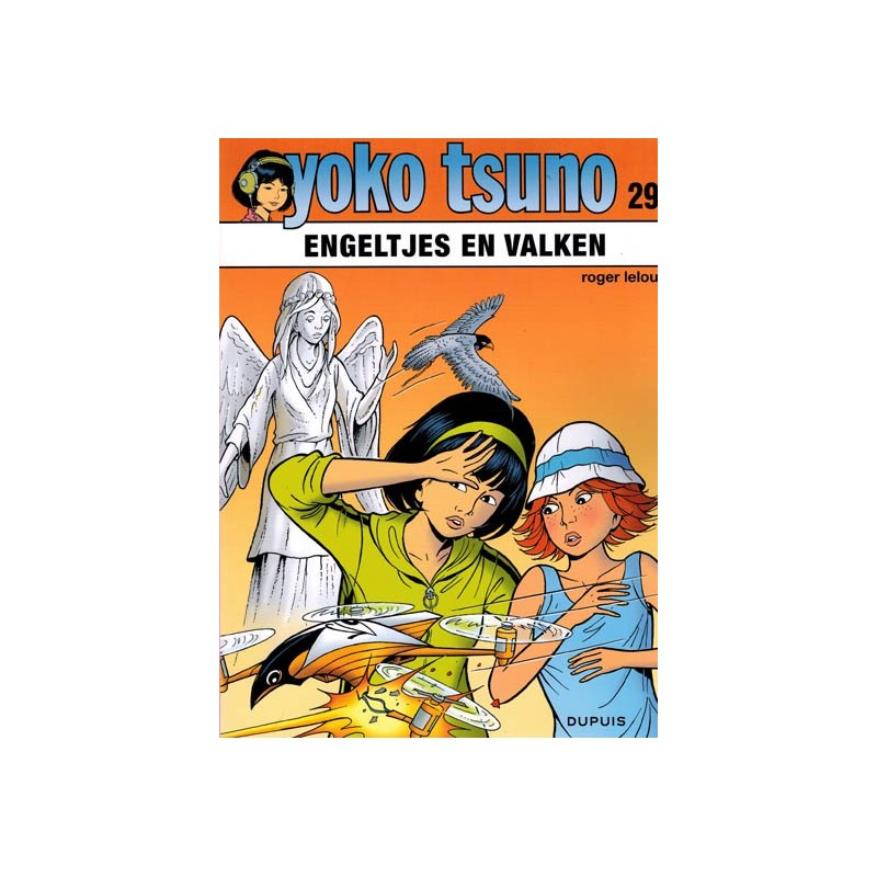 Yoko Tsuno  29 Engeltjes en valken