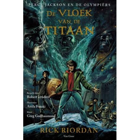 Percy Jackson en de Olympiers 03 De vloek van de Titaan (naar Rick Riordan)