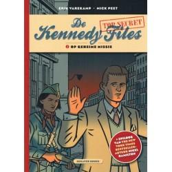 Kennedy files HC 02 Op geheime missie