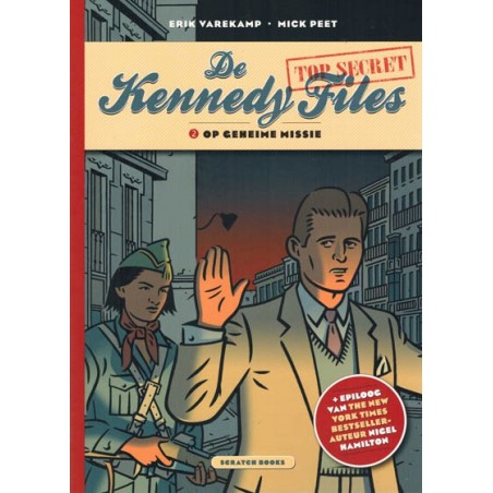 Kennedy files 02 Op geheime missie