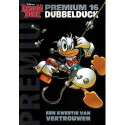 Donald Duck  Premium pocket 16 Een kwestie van vertrouwen