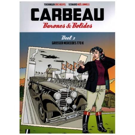 Carbeau Barones & bolides HC 03 Grosser Mercedes 770 K