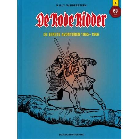 Rode Ridder   integraal HC 05 De eerste avonturen 1965-1966