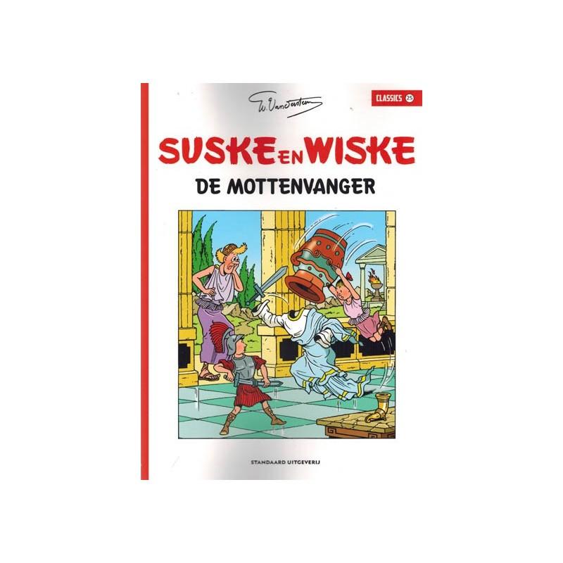 Suske & Wiske   classics 25 De mottenvanger