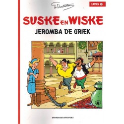 Suske & Wiske   classics 28 Jeromba de Griek